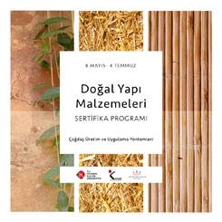 Doğal Yapı Malzemeleri Sertifika Programı