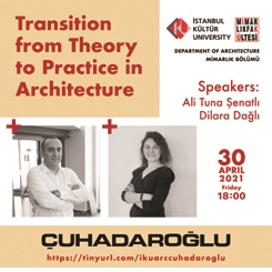 """""""Transition from Theory to Practice in Architecture"""" Semineri"""