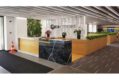 Okisan Showroom & Office