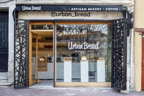 Ekşi Mayalı Ekmeklerin Ustası: Urban Bread