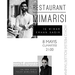 Restaurant Mimarisi