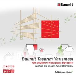 """Baumit Tasarım Yarışması: """"Sağlıklı Bir Yaşam Alanı Olarak Ev"""""""