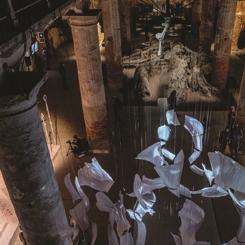 SAHA, Venedik Mimarlık Bienali Uluslararası Sergisi'ne Davet Edilen İki Sanatçıya Destek Veriyor