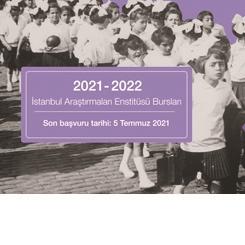İstanbul Araştırmaları Enstitüsü Bursları