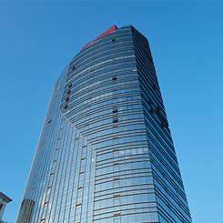 Guardian Glass Ürünleri Regnum Sky Tower'da Kullanıldı