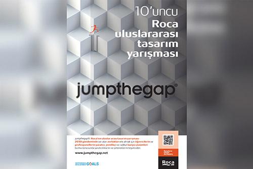 Uluslararası Tasarım Yarışması jumpthegap® Başvuruları Başladı