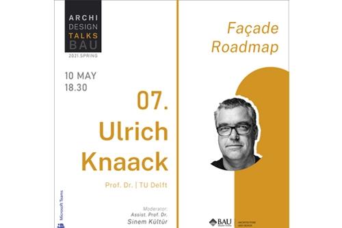 BAU ArchiDesign Talks 2021 - 7