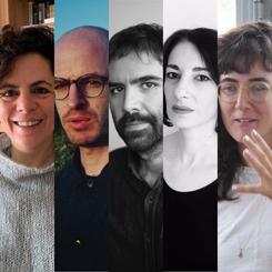 SAHA Studio Yeni Sanatçılarla Kapılarını Açıyor