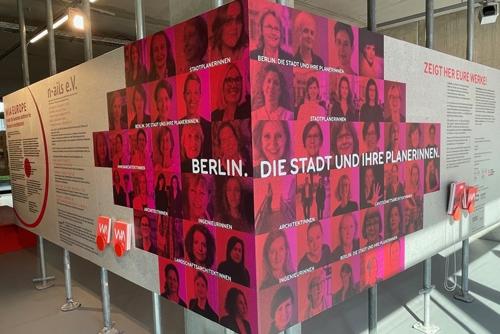 "HAS Mimarlık Berlin ""Women in Architecture"" Festivalinde"
