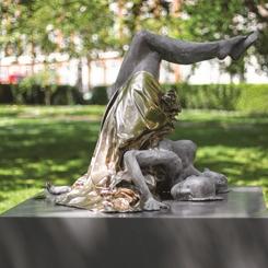 ha:ar'ın Yeni Sergisi Venedik'te, Hande Şekerciler'in Heykelleri Londra'da