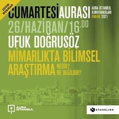Cumartesi Aurası: Prof. Dr. Ufuk Doğrusöz