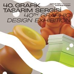 40. Grafik Tasarım Sergisi için Başvurular Açıldı