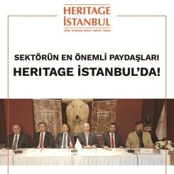 Kültürel Miras Fuarı Heritage İstanbul Sona Erdi