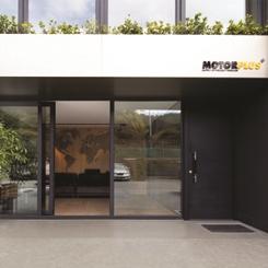 Motorplus'ın İstanbul'daki Ofisinde Iglo Architects İmzası