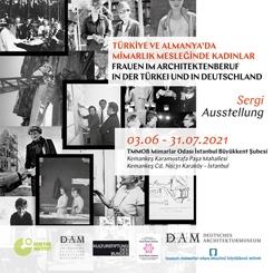 Türkiye'de ve Almanya'da Mimarlık Mesleğinde Kadınlar Sergisi