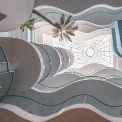 Manzarayı Somutlaştıran Bir Otel Tasarımı