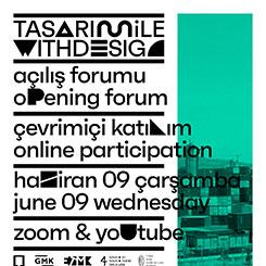 tasarım ile / with design