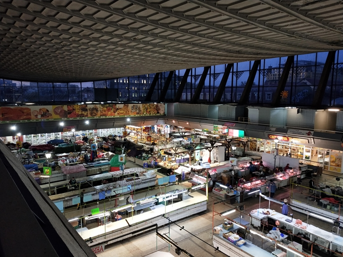Akşam pazarı