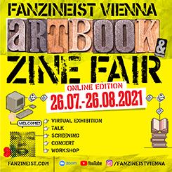 Fanzineist Vienna Art Book & Zine Fair