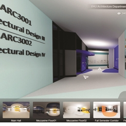BAU Mimarlık ve Tasarım Fakültesi Sanal Sergi