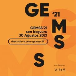 Genç Mimarlar Seçkisi & Sergisi GEMSS'21 Başvuruları Başladı