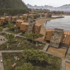 Yöresel Mimariye Uygun Konut Projesi Yarışması, Altınordu Mansiyon