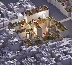 Yapı Tasarım Yarışması 2021, Eşdeğer Mansiyon: Kentsel Arayüz DAM