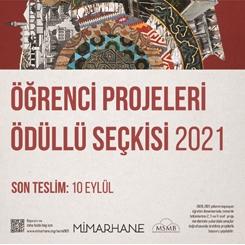 Mimarhane Öğrenci Projeleri Ödüllü Seçkisi - 2021
