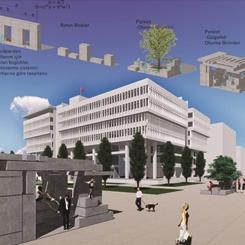 Yapı Tasarım Yarışması 2021, Öneri