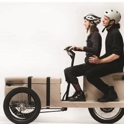 Geri Dönüşümden Elde Edilen Karbon Nötr Bisiklet