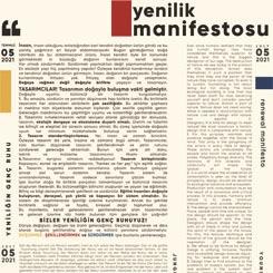 AnkaraAks - New European Bauhaus - Yenilik Manifestosu