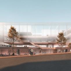 Ulus Modern Kültür ve Sanat Merkezi Ulusal Mimari Proje Yarışması, Birinci Ödül