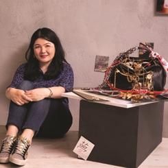 Melek Kocasinan Artweeks@Akaretler'de