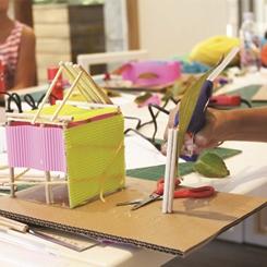 """Çocuklar için Tasarım Atölyesi """"Arkki""""nin Programı Açıklandı"""