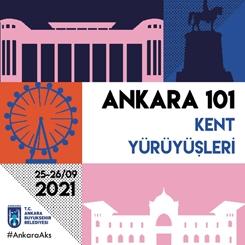 Ankara 101 Kent Yürüyüşleri
