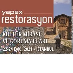 YAPEX Restorasyon ve Kültür Mirasını Koruma Fuarı