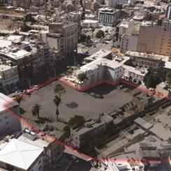 Şanlıurfa Kızılay Meydanı ve Kentsel Tasarım Fikir Yarışması