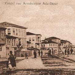 """Bir Zamanlar Adapazarı'nda: """"Yirminci Yüzyıl Başlarında Osmanlı Toplumunda Bir Pogrom Girişimi"""""""