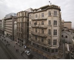 İş Bankası Resim Müzesi için Çalışmalar Sürüyor