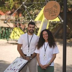 Umut Parklarının Üçüncüsü Gaziantep'te Açıldı