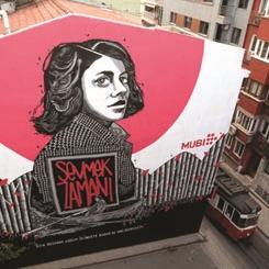 """MUBI """"Klasiklere Övgü"""" Projesiyle Kadıköy Sokaklarında"""