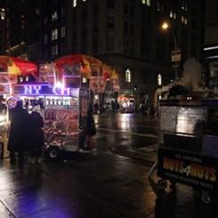 New York'un Seyyar Lezzetleri
