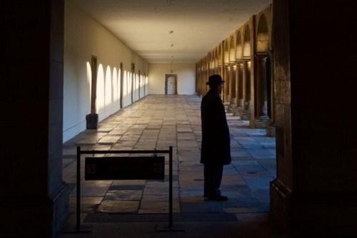Brian Naughton / The gatekeeper