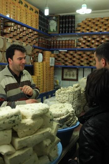 Van'ın otlu peyniri