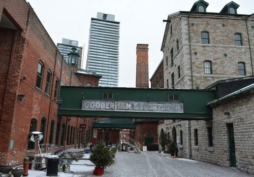 Old Town Distillery District