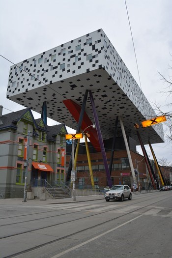 Sharp Center for Ontario College of Art and Design