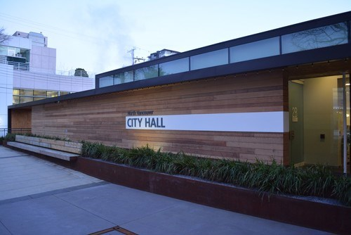 North Vancouver City Hall