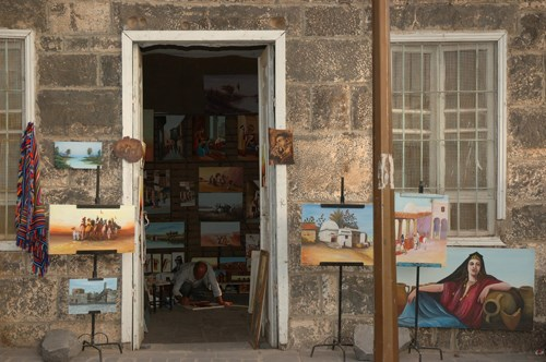 Suriye'de yaşama değer katan sanat ve zanaattı