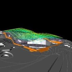Çatalhöyük Güney Kazı Alanı Üzerinde Korugan Örtü Projesi