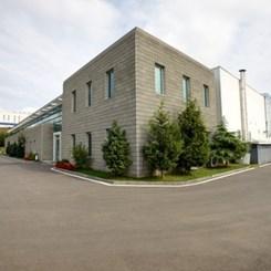 Mecaplast Fabrika ve Yönetim Binası